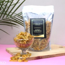 Kashmiri Golden Raisins ( 400gms )